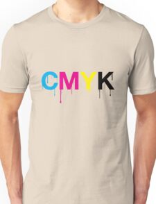 CMYK 6 Unisex T-Shirt