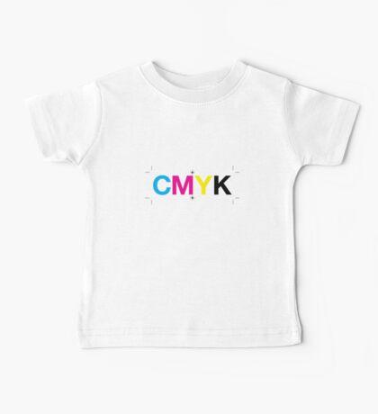 CMYK 7 Baby Tee