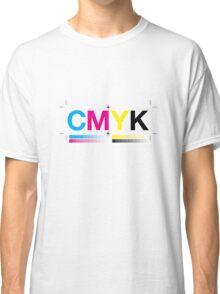 CMYK 8 Classic T-Shirt