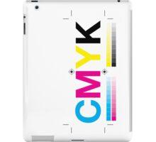 CMYK 8 iPad Case/Skin