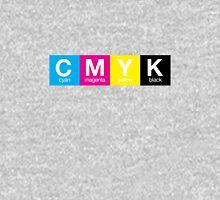 CMYK 9 T-Shirt