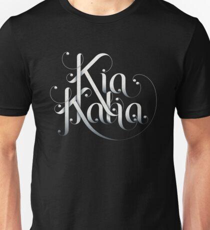 Kia Kaha Unisex T-Shirt