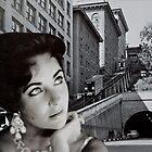 Angel's Flight by Mary Ellen Garcia
