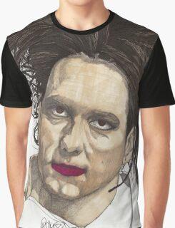 Robert Smith Graphic T-Shirt