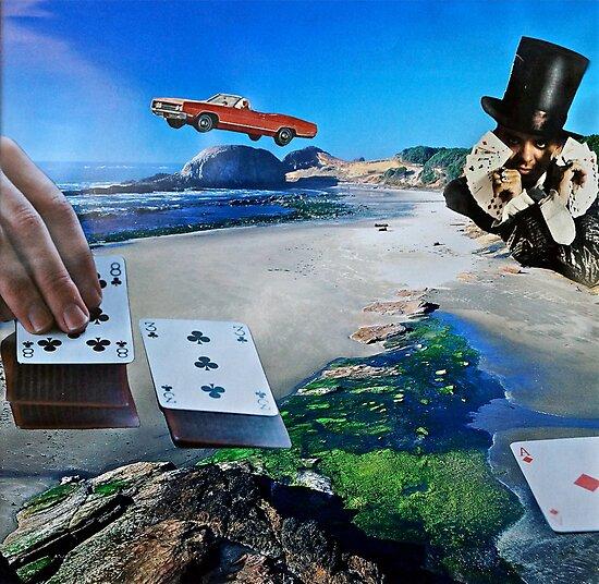 Gambling With God by Mary Ellen Garcia