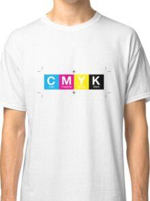 CMYK 10 Classic T-Shirt