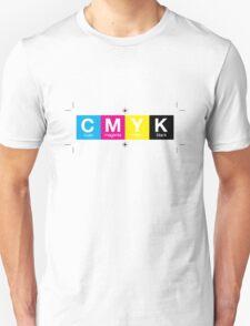 CMYK 10 T-Shirt