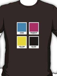 CMYK 12 T-Shirt