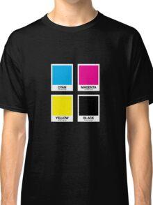 CMYK 12 Classic T-Shirt
