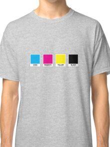 CMYK 13 Classic T-Shirt