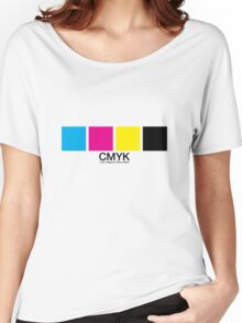 CMYK 15 Women's Relaxed Fit T-Shirt