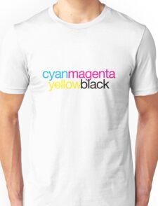CMYK 18 Unisex T-Shirt