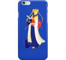 Sailor Moon Geisha iPhone Case/Skin
