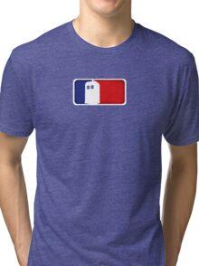 Major League Phone Box Tri-blend T-Shirt
