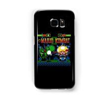 Mario Kombat II Samsung Galaxy Case/Skin