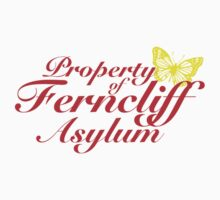 Ferncliff Asylum Elegant by inzanyone
