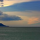 Dusk at Kaikoura by Duncan Cunningham