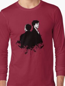 Consulting Detectives Long Sleeve T-Shirt