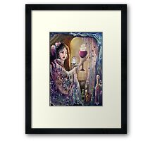 Love Potion Framed Print