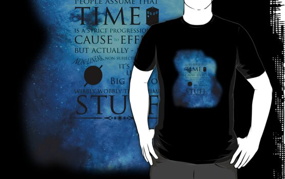 Wibbly Wobbly Timey Wimey Space by xAliLovex
