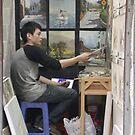 Art Studio by cishvilli