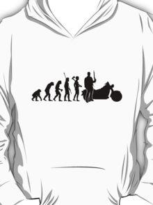 The Terminator Evolution T Shirt T-Shirt