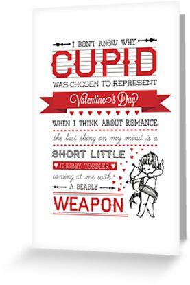 Sarcastic Valentine by Designunlocked