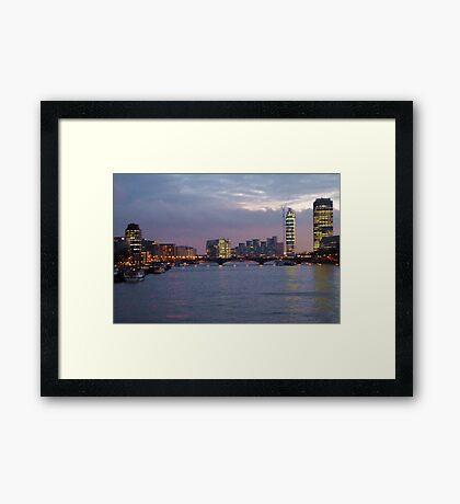 London II Framed Print