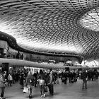 Kings Cross railway station by Maria Tzamtzi