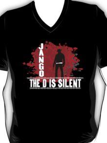 Jango the d is silent T-Shirt