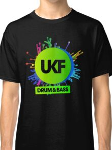 UKF-Drum And Bass Classic T-Shirt