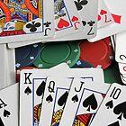 Poker Night by Paul Sturdivant