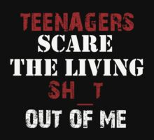 MCR Teenagers Shirt T-Shirt