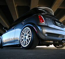 Cameron's MINI Cooper S by Ty  Cobb