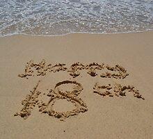 18th birthday by ecndrew