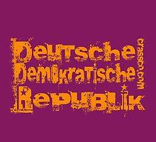 Deutsche Demokratische Republik - German Democratic Republic by fuxart