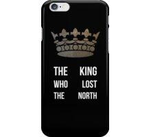 King Robb iPhone Case/Skin