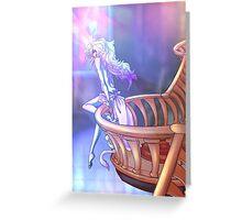 Final Fantasy IX: Desert Palace Greeting Card