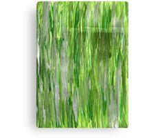 LIVING GREEN Canvas Print