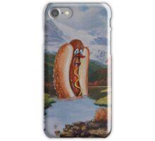 Forlorn Frankfurter iPhone Case/Skin