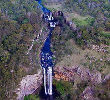 Ebor Falls by Ian Fraser