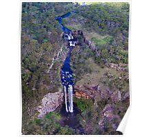 Ebor Falls Poster