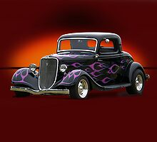1934 Ford Coupe w/o ID by DaveKoontz