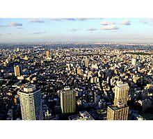 Japan Reloaded - Sunshine 60 Photographic Print