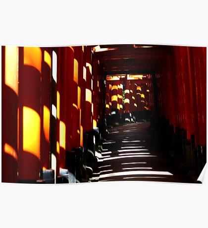 Japan Reloaded - Fushimi Inari # 3 Poster