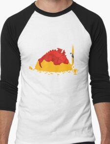 Sleeping Dragon Men's Baseball ¾ T-Shirt