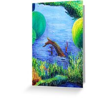 Romsey landscapes Greeting Card