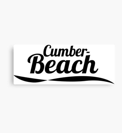 Cumber Beach Canvas Print