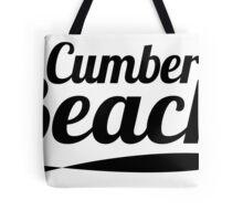 Cumber Beach Tote Bag