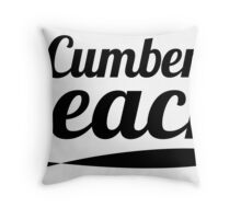 Cumber Beach Throw Pillow